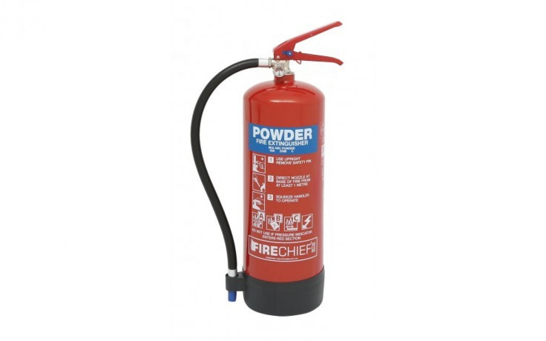 buy abc powder fire extinguisher fire extinguishers from safety supply co barbados. Black Bedroom Furniture Sets. Home Design Ideas