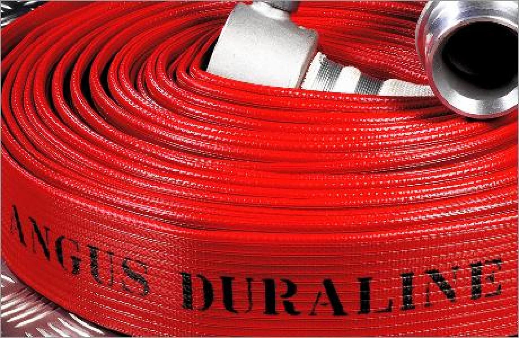 Buy 21 2 Quot X 75 Quot Duraline Fire Hose Fire Hoses Amp Nozzles
