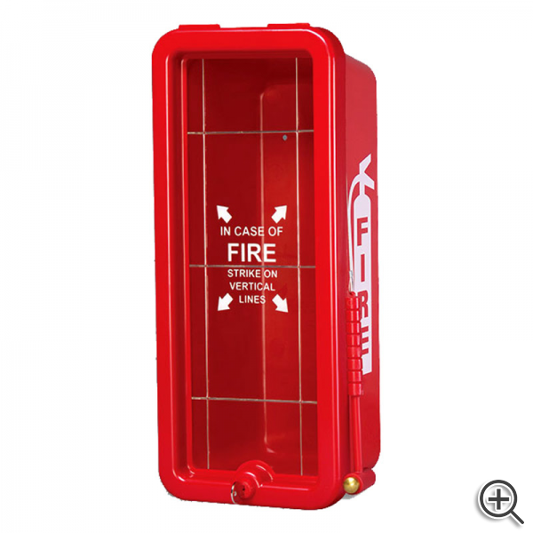 Buy Fire Extinguisher Cabinet | from Safety Supply Co, Barbados